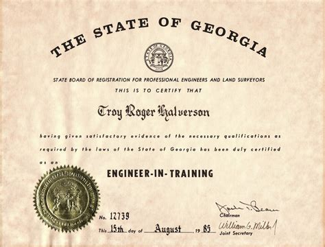 design engineer license image gallery eit certificate