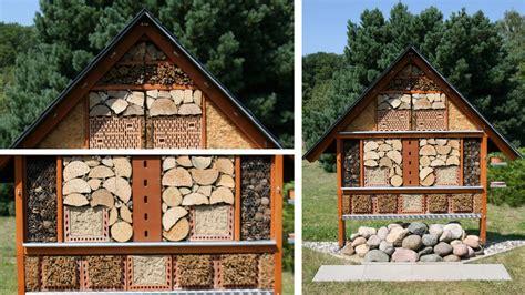wildbienenhotel bauen anleitung n 252 tzlingshaus schritt f 252 r schritt anleitung