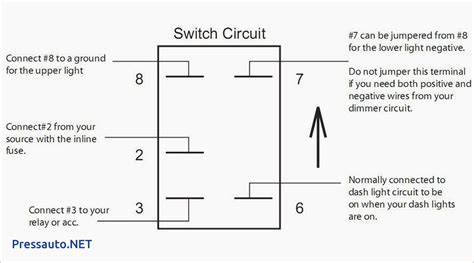 Image Result For Lighted Rocker Switch Wiring Wiring