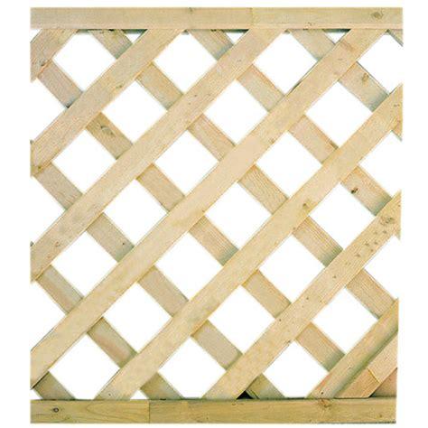 trellis pattern frame diagonal pattern cedar lattice 3 x 8 rona
