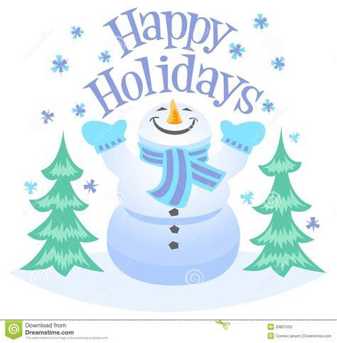happy holidays clip art  clip art