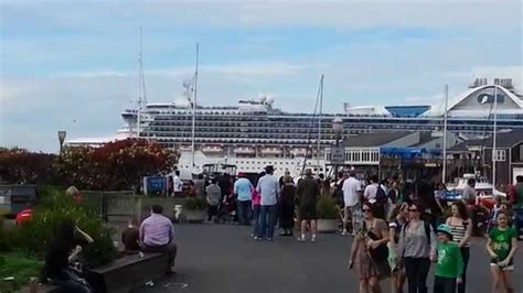 cruises departing from san francisco cruise ship star princess departing san francisco pier 39