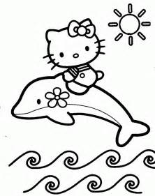 free printable kitty coloring pages kids