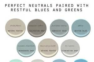whole house color palette free printables archives clean mama