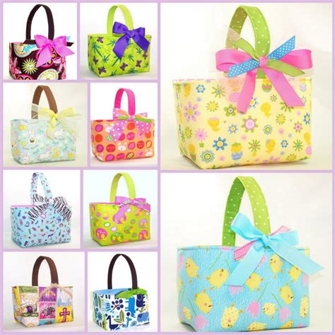 fabric crafts gifts 25 beautiful easter basket ideas the wow style