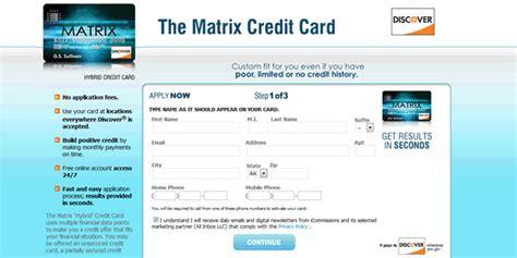matrix credit card matrix unsecured discover 174 credit card review creditdad