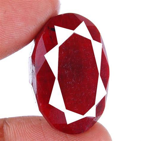 Ruby Beryllium 1 81 Cts 81 cts ruby pendant size rich pigeon blood