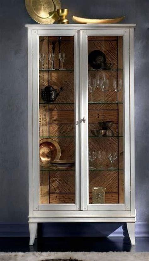 libreria chiusa vetrina argentiera o libreria chiusa 2 ante 100 legno