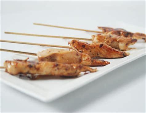 lemongrass chicken skewers recipe