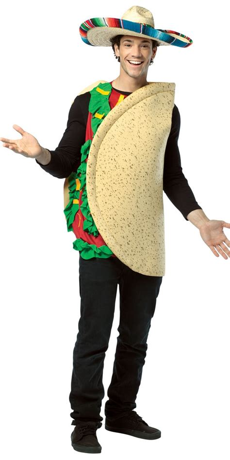 taco costume light weight taco costume 4000311 fancy dress