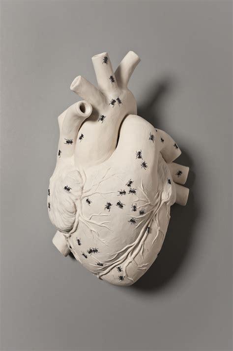 handmade porcelain sculptures fubiz media