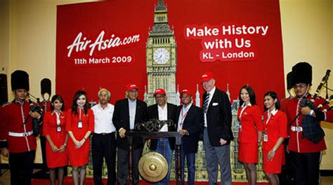 airasia london airasia x brings low cost long haul flights to london