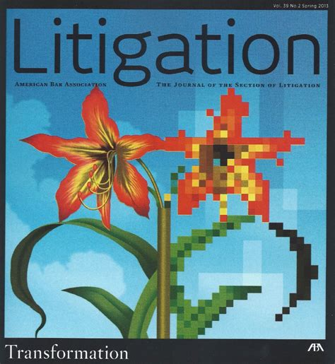 aba litigation section holistic solutions inc 187 technology and the courts