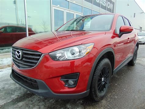mazda car deals 2016 used 2016 mazda cx 5 gs deal pending awd toit bluetooth