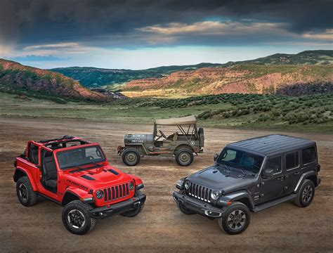 Jeep Wrangler Ecodiesel Jeep S Jl Wrangler Ecodiesel And Turbo Gas I4 Plus