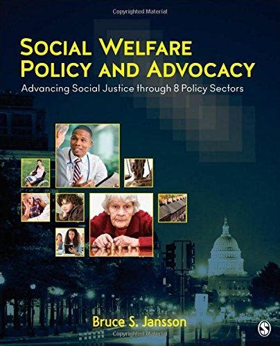 empowerment series becoming an effective policy advocate books by author bruce jansson direct textbook