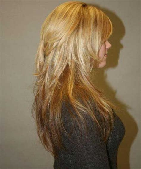 hair cut is lumpy layers not blending best long choppy layers hairstyle haircut styles