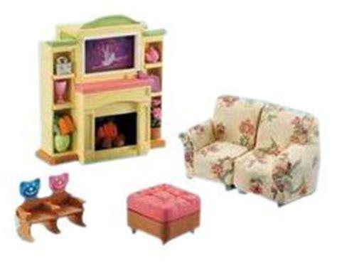loving family bedroom set amazon com fisher price loving family dollhouse family