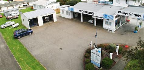 Phillips Garage by Services Phillips Garage Tauranga