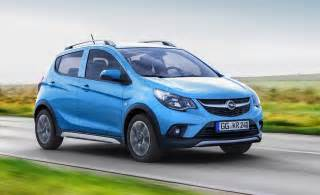 Opel Spark Opel Karl Rocks Revealed Baby Crossover Based On Spark