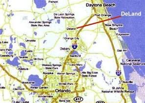deland maps