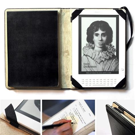 Bernsons Corner A Reporters Notebook by Moleskine Kindle Another Great Way To Hide Your Tech