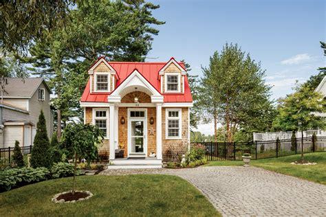 mini houses 6 maine tiny homes mini me down east magazine