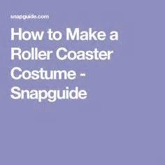how to make a roller coaster in your backyard 1000 ideas about roller coaster costume on pinterest
