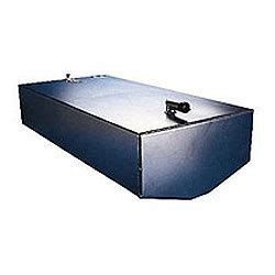 boat gas tank full of water rds manufacturing v bottom aluminum fuel tank 55ga