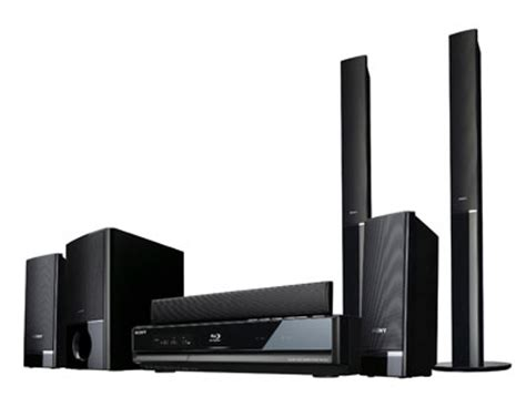 sony adds wireless player home theater systems
