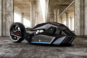 Bmw Motorcycles Bmw Titan Motorcycle Concept Uncrate