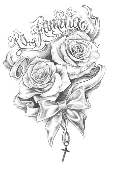 perfect rose tattoo expresation inkspiration ink