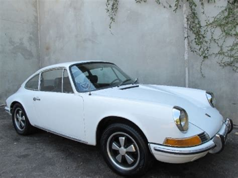 Buying A Porsche 911 by Buying A Vintage 1969 Porsche 911 T Beverly Car Club