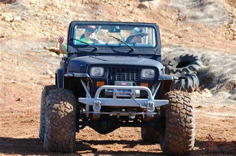 Jeep Yj Rock Crawler 1989 Jeep Wranger Yj V8 Rock Crawler
