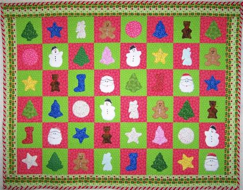 224 best free christmas quilt patterns images on pinterest