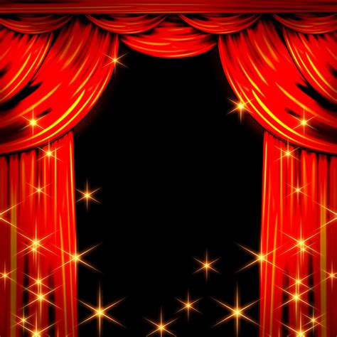 theater curtain background red stage curtain background pictures to download free