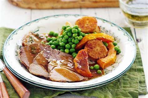 traditional dinner traditional baked dinner recipe taste au