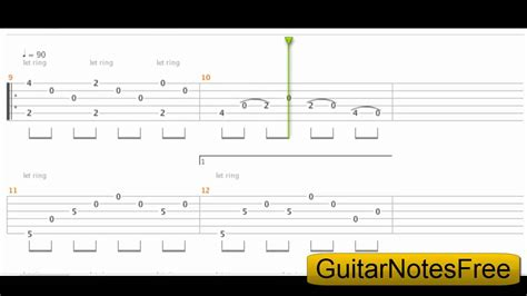 tutorial guitar officially missing you missing you sungha jung guitar tab hd youtube