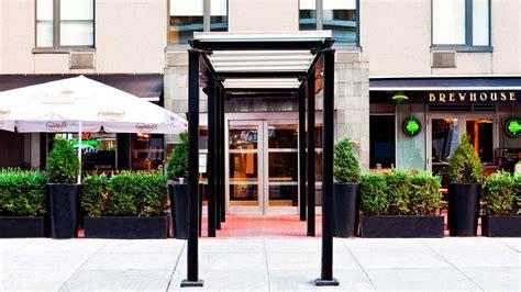 hotel near square garden four points manhattan