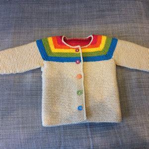 Rainbow Cardigan 1 rainbow cardigan in paintbox yarns simply aran aran kid 002 downloadable pdf