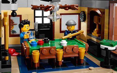 The Office Lego by 10246 Detective S Office Lego Town Eurobricks Forums