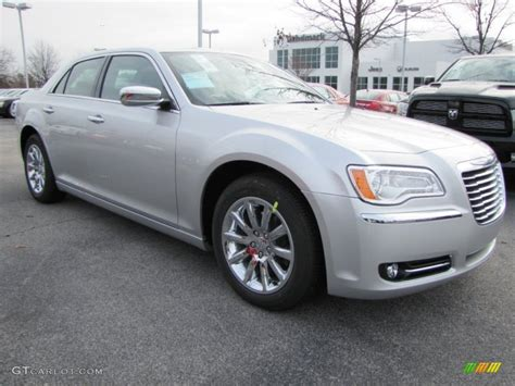 bright silver metallic  chrysler  limited exterior