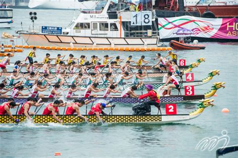 dragon boat youth race major sports event events hong kong international