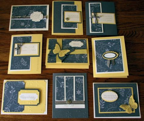 Handmade Sheet Cards - 76 best images about cards one sheet on