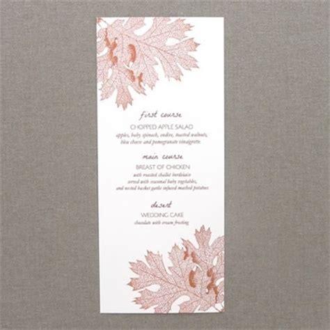 menu template fall leaves download print