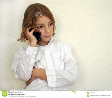 cute young boy royalty free stock photography image cool young boy talking on the phone royalty free stock
