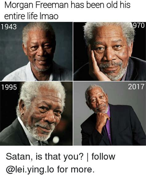 Morgan Freeman Memes - 25 best memes about satanic satanic memes
