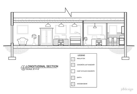 Interior Design Section Drawings by 90 Interior Design Section Drawing Best 20