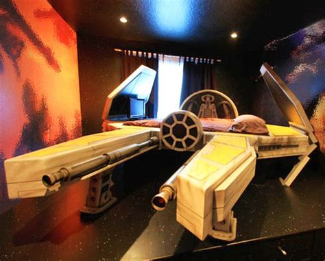 star wars beds six star wars inspired beds that nest you in dream galaxy