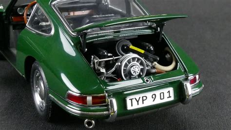 irish green porsche 1964 irish green porsche 901 by cmc 1 18 scale choice gear